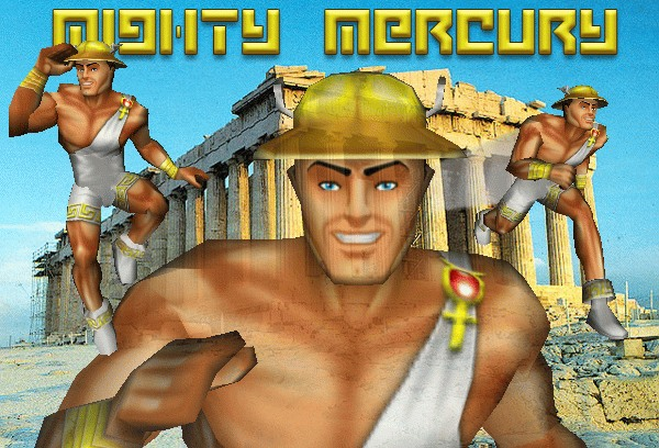 Mighty Mercury